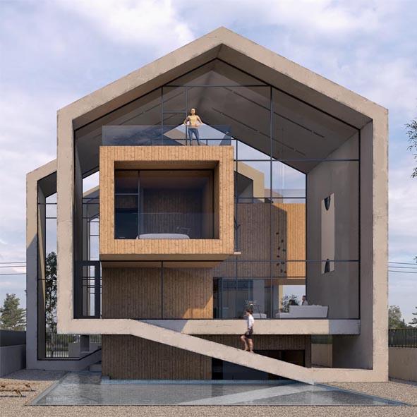 Villa No.2 Chelak | ویلای شماره دو چلک