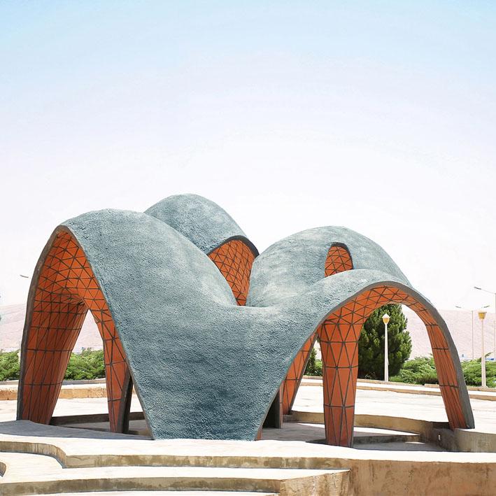Kooshk (research Pavilion) | کوشک پاویون تحقیقاتی