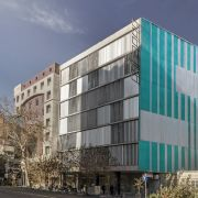 Facade  Siemens  Office Furniture by Farazin