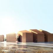 Golshahr Mosque and Plaza 1st place Karaj Mohsen Kazemianfard  1