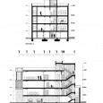 Aramesh Office Building Sections