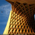 Freedom tower of Iran   Azadi tower   by Hossein Amanat architecture  2