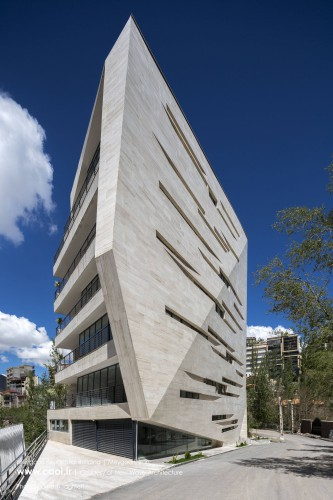 Meygoun Residential Building in Iran by New Wave Architecture  1