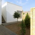 Snail Shell Retreat in Iran Small Modern House  5