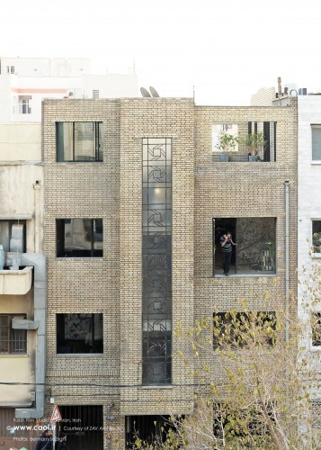 Farsh Film Studio in Tehran by ZAV Architects  1