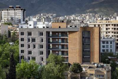 Saba Office Building | Architecture of Iran