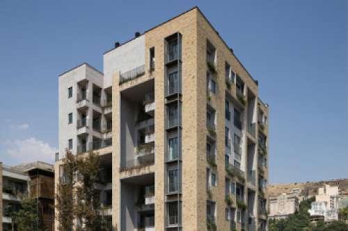 Kenarab residential building