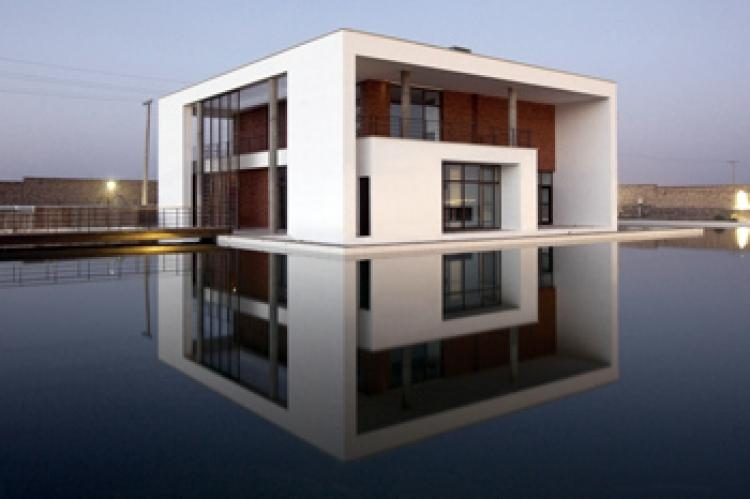 Shams Villa in Saveh