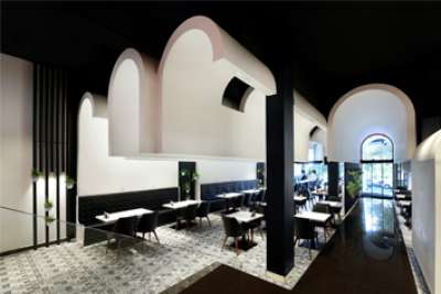 Lomenz Restaurant | Architecture of Iran