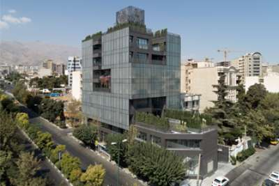 Gandom building | Architecture of Iran